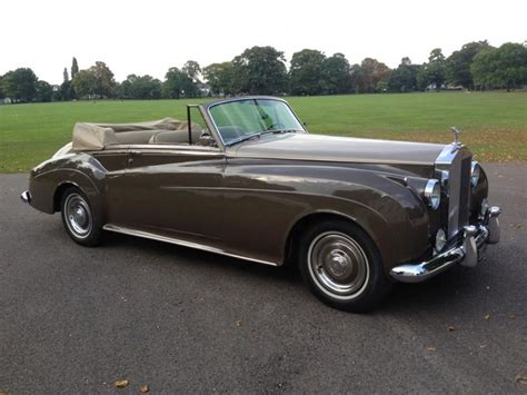 Rolls Royce 1960 by Preloved 1960 Rolls Royce Silver Cloud For Sale In