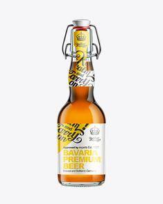 The best bottle mockups free download for your next project. Download 330ml Longneck Bottle Mockup / Emerald Green ...