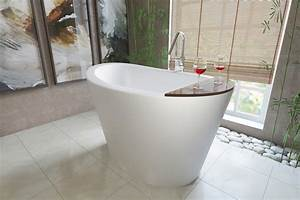 six small freestanding baths for petite bathrooms With what is it small soaking tub edition
