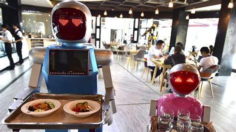 bartending robots  coming   cocktail