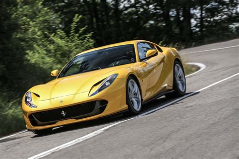 Review 812 Superfast by 812 Superfast Drive Review Automobile Magazine