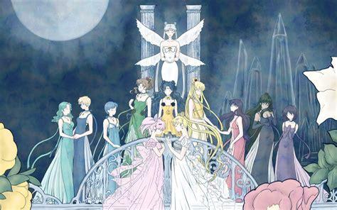 serie anime sailor moon  fondos de pantalla
