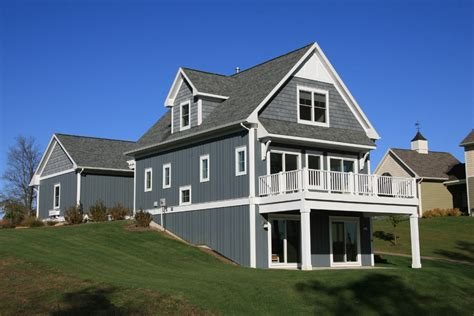 new home exteriors new home exteriors white birch builders inc