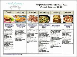 Weight Watchers Smartpoints Berechnen : weight watcher friendly meal plan 1 with old smart points free printable meals and recipes ~ Themetempest.com Abrechnung