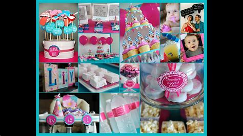 birthday party ideas st birthday party ideas