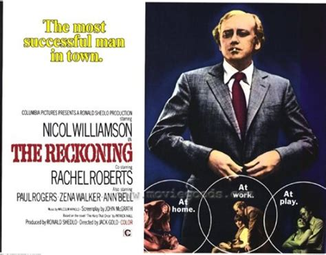 British 60s Cinema  The Reckoning