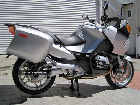 Bmw Touring Motorcycle by Bmw Rt 1200 Sport Touring Motorcycle 2007