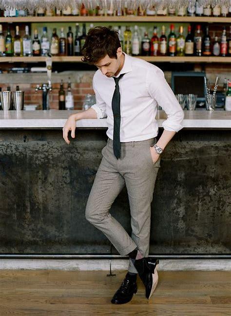 Men White Shirt Outfits Ways Wear Button Down