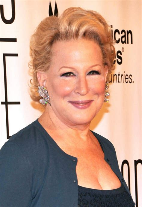 "Bette Midler ""still Waiting"" For Glee Guest Appearance"