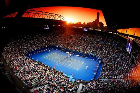 List of Australian Open men's singles champions - Wikipediaen.wikipedia.org › …Australian…men's…The Australian Open[a][b] is an annual tennis tournament created in 1905 and played on outdoor hardcourts[c][d] at Melbourne Park in Melbourne, Australia. The Australian Open is played over a two-week period beginning in mid-January and has been chro... Read moreThe Australian Open[a][b] is an annual tennis tournament created in 1905 and played on outdoor hardcourts[c][d] at Melbourne Park in Melbourne, Australia. The Australian Open is played over a two-week period beginning in mid-January and has been chronologically the first of the four Grand Slam tournaments each year since 1987. The event was not held from 1916 to 1918 because of World War I, from 1941 to 1945 because of World War II and in 1986. The timing of the Australian Open has changed several... Hide2018 Australian Open – Men's Singles - Wikipediaen.wikipedia.org › …Australian…Men's…Roger Federer was the defending champion and successfully defended his title, defeating Marin Čilić in the final, 6–2, 6–7(5–7), 6–3, 3–6, 6–1. It was Federer's 20th Grand Slam singles title and record-equalling sixth Australian Open men's ... Read moreRoger Federer was the defending champion and successfully defended his title, defeating Marin Čilić in the final, 6–2, 6–7(5–7), 6–3, 3–6, 6–1. It was Federer's 20th Grand Slam singles title and record-equalling sixth Australian Open men's singles title (tied with Roy Emerson and Novak Djokovic). With the win, Federer became the first male player to win at least six titles at two Grand Slam tournaments (six at the Australian Open and eight at Wimbledon). Federer became the oldest man to win a Grand... Hide(document.querySelector(