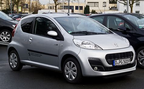 File:Peugeot 107 68 Style (2. Facelift) – Frontansicht, 26