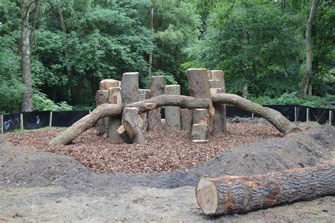 adventure playground natural  photo  pixabay