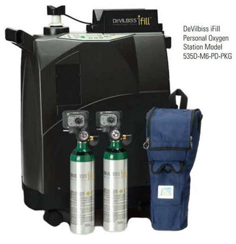 DeVilbiss Oxygen Cylinders BUY Oxygen Cylinder, M6870