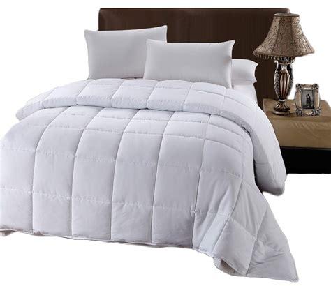 duvet insert king royal hotel s oversized king alternative comforter