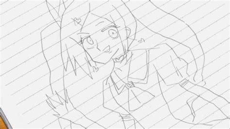 bad anime doodles  celebrate doodle day sentai filmworks
