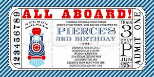 train ticket printable birthday invitation dimple prints With train ticket template word