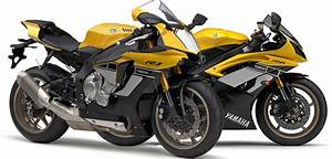 Yamaha R1 2016 : 2016 yamaha r1 r6 in anniversary colours road rider magazine ~ Medecine-chirurgie-esthetiques.com Avis de Voitures