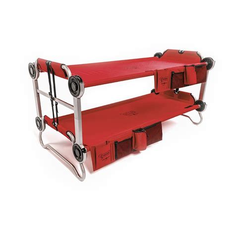 portable bunk beds portable bunk beds for cing travel and sleepovers