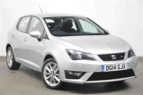 seat ibiza hatchback pictures information