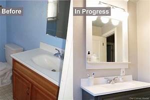 small bathroom cheap makeovers 2017 2018 best cars reviews With small bathroom makeovers cheap