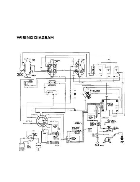 simple schematic diagram faraday generator wiring