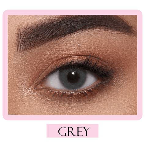 beauteous contact lenses exotic grey