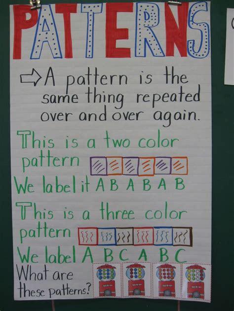 Best 25+ Teaching Patterns Ideas On Pinterest  Math Patterns, Patterning Kindergarten And