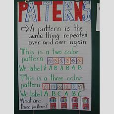 Best 25+ Teaching Patterns Ideas On Pinterest  Math Patterns, Patterning Kindergarten And