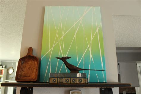 home painting color ideas interior diy abstract customized modern artwork