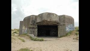 German Bunkers Ijmuiden Netherlands   Atlantic Wall