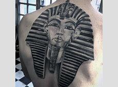 King Tut Tattoo Design Tattoo Art