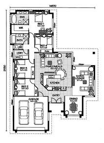 house plans the bedarra australian house plans
