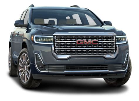 gmc acadia road test consumer reports