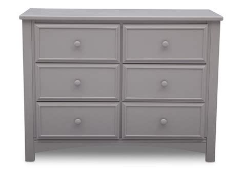 delta children  drawer double dresser reviews wayfair