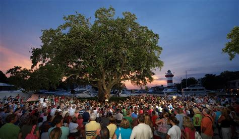 gregg russell christmas concert hilton head island sc