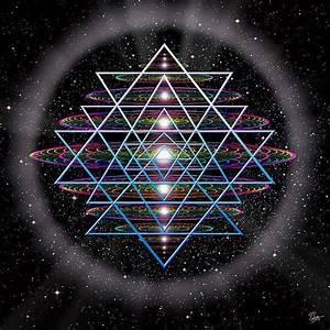 Nuestro Ser compuesto de geometría sagrada | reiki . cris ...