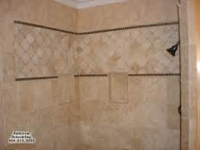 Image of: Bathroom Remodeling Idea Bathroom Remodeling Photo The Proper Shower Tile Designs And Size