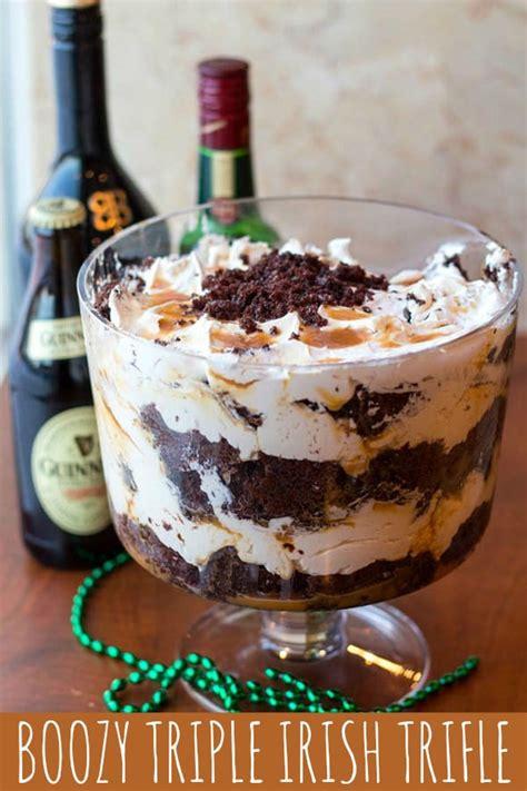 Boozy Triple Irish Tri E Recipe Pretty Party