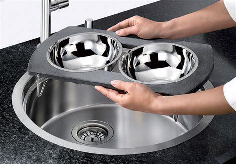 circular kitchen sinks 25 creative corner kitchen sink design ideas 2213