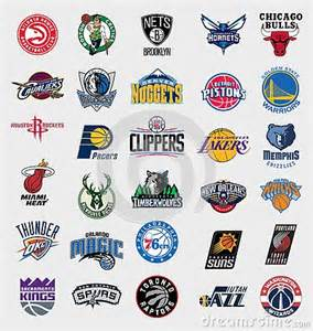 2017 NBA All Team Logos