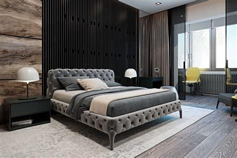 modern flat  striking texture  dark styling