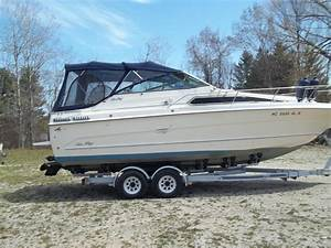 1987 Used Sea Ray 268 Sundancer Express Cruiser Boat For