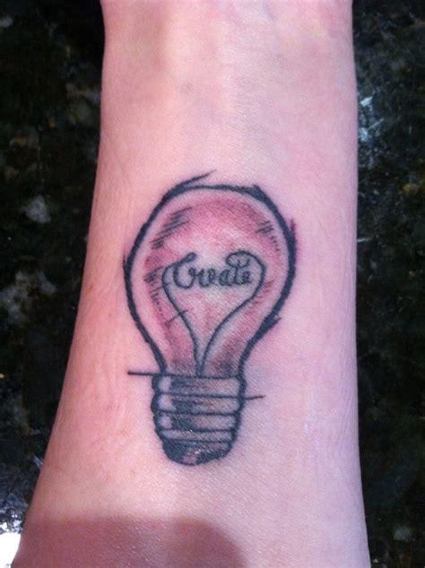 tattoo lightbulb tattoo tattoos  tattoo