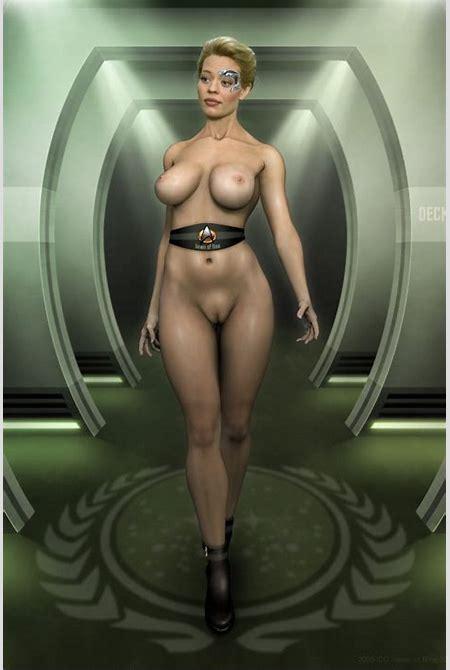 Star Trek Enterprise Nude - Celebrity Porn Photo