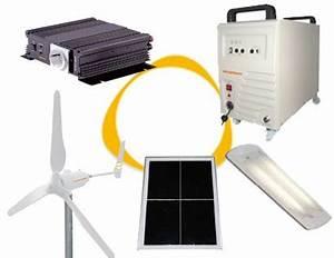 éolienne Pour Particulier : kit olienne panneau solair pret a l emploi ~ Premium-room.com Idées de Décoration