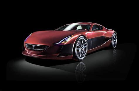 Rimac Concept One At Frankfurt Motor Show