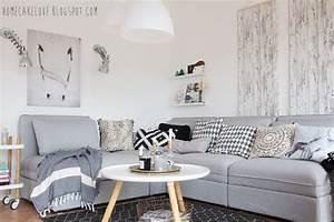 Ikea Schlafsofa Grau : ikeasofa neues sofa von ikea vallentuna von ikea sofa in grau skandinavisch wohnen ~ Frokenaadalensverden.com Haus und Dekorationen