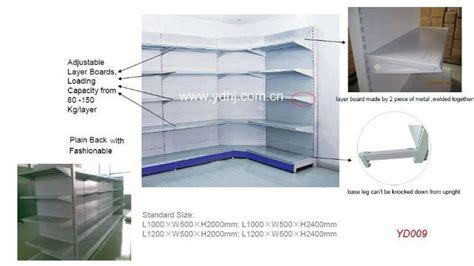 Supermarket Wall Shelf/store Display Rack Wall Shelves