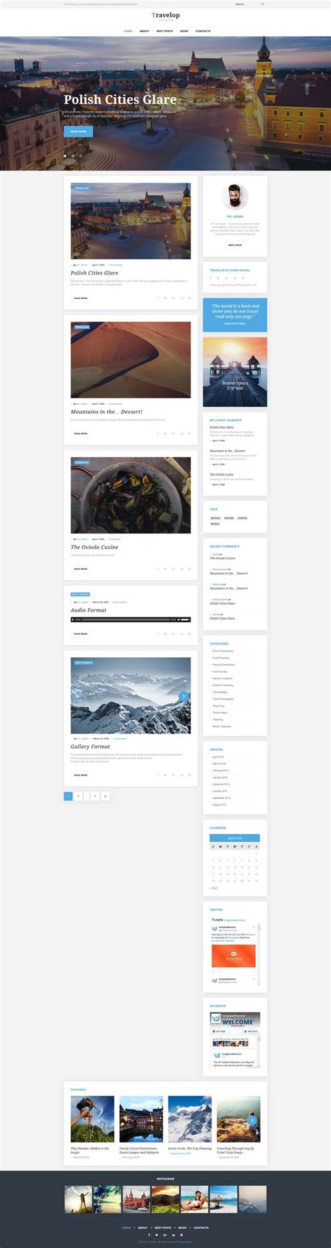 Dailysports Template Monster by 285 Best Themes Images On Pinterest