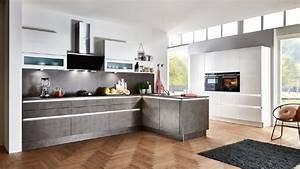Küche Weiß Hochglanz : nolte k che zement anthrazit wei hochglanz k chenb rse 3 ~ Watch28wear.com Haus und Dekorationen